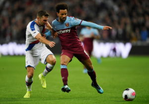 Felipe Anderson believes West Ham can mount a serious challenge in the top half of the Premier League this season.