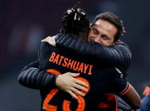 Michy Batshuayi loves Chelsea.