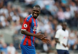 Roy Hodgson says continued criticism of Christian Benteke is unjustified and insists he is giving his all to the Crystal Palace cause.