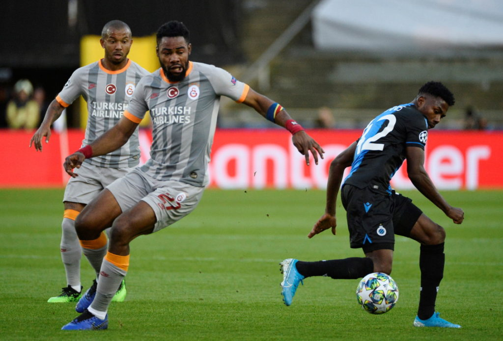 West Ham United are said to be tracking Galatasaray central defender Christian Luyindama with a view to making a January swoop.