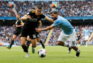 Conor Coady says Wolves' surprise win at Manchester City was just reward for their perseverance during a busy start to the season.
