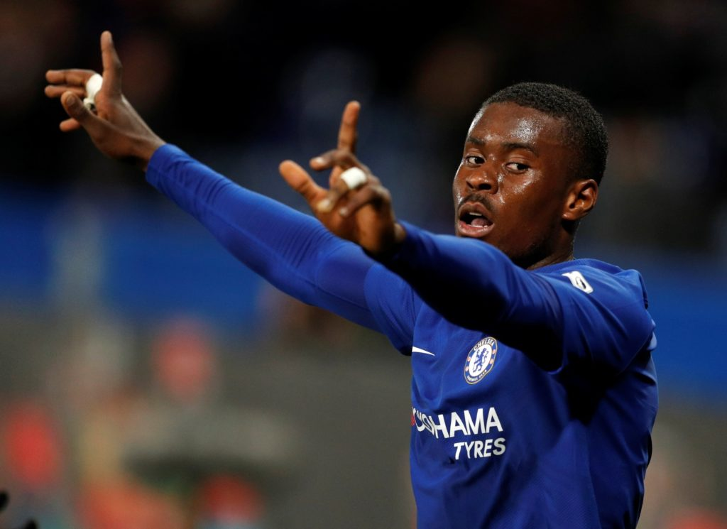 Marc Guehi believes Frank Lampard's willingness to put his faith in youth bodes well as he looks for a regular place in the Chelsea first-team.