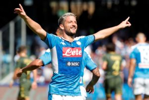 Dries Mertens has thrown his Napoli future into doubt by admitting he could leave the club at the end of the season.