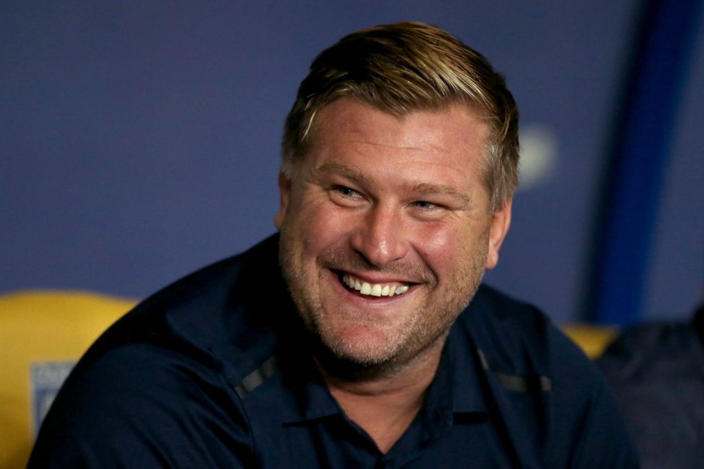 Oxford boss Karl Robinson thought his team were 'sensational' in the opening 40 minutes of their 3-0 win against Rochdale.
