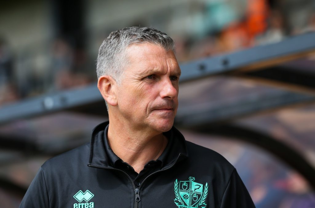 John Askey was left frustrated and disappointed by Port Vale's 0-0 draw with Oldham, admitting there was a 'lack of quality' from his side.