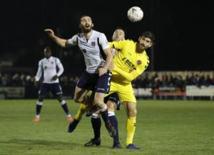Substitute Ched Evans scored an 85th-minute winner as Fleetwood edged to a 1-0 victory against MK Dons.
