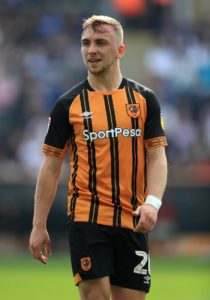 Jarrod Bowen scored twice in the second half to earn Hull a 2-0 victory at home to Derby.