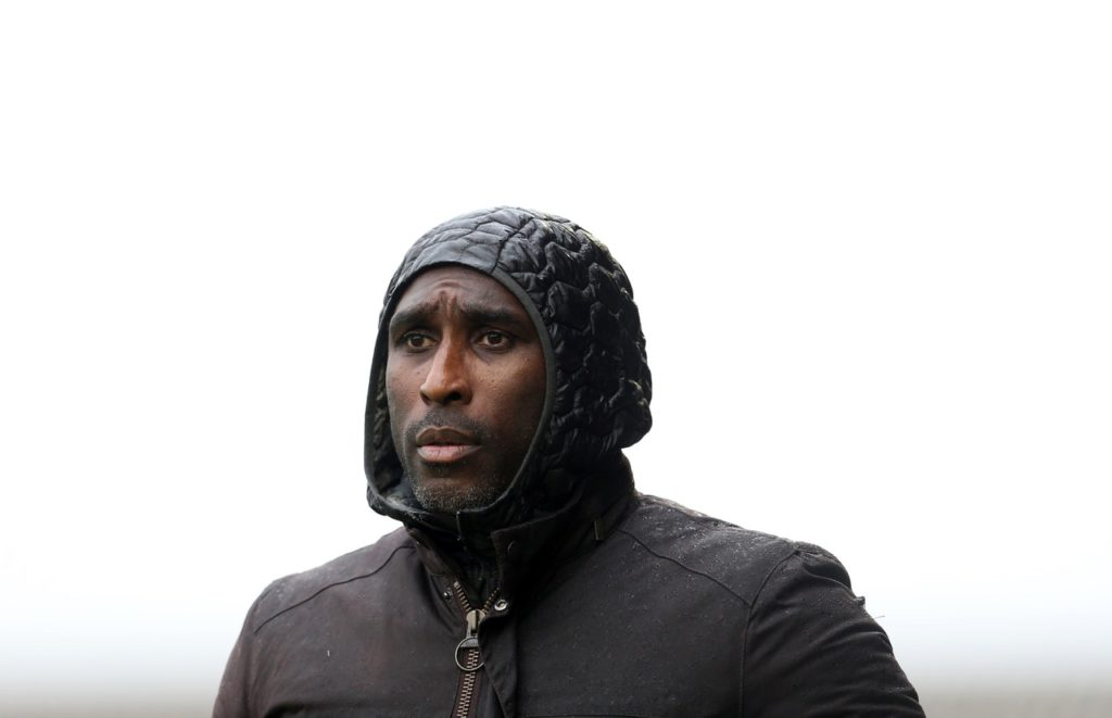New Southend manager Sol Campbell was encouraged by the Shrimpers' performance in their 3-1 defeat to Ipswich.