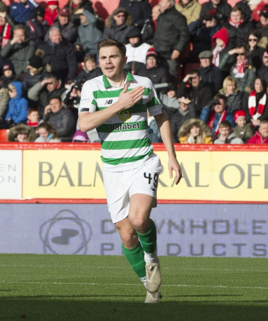 James Forrest believes Celtic can reach new heights as he gets set to sign a contract extension.