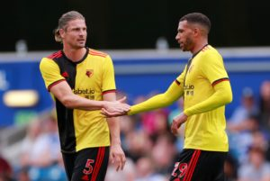 Watford defender Sebastian Prodl has warned his team-mates they cannot afford to waste any more time as they search for a win in the Premier League.
