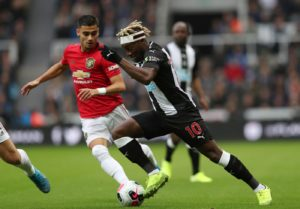 Allan Saint-Maximin has reassured Newcastle supporters that he will be fit enough to feature after the international break.