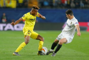Highly-rated Villarreal winger Samuel Chukwueze has reportedly agreed a new contract with the club that will see his release clause rise to €100million.