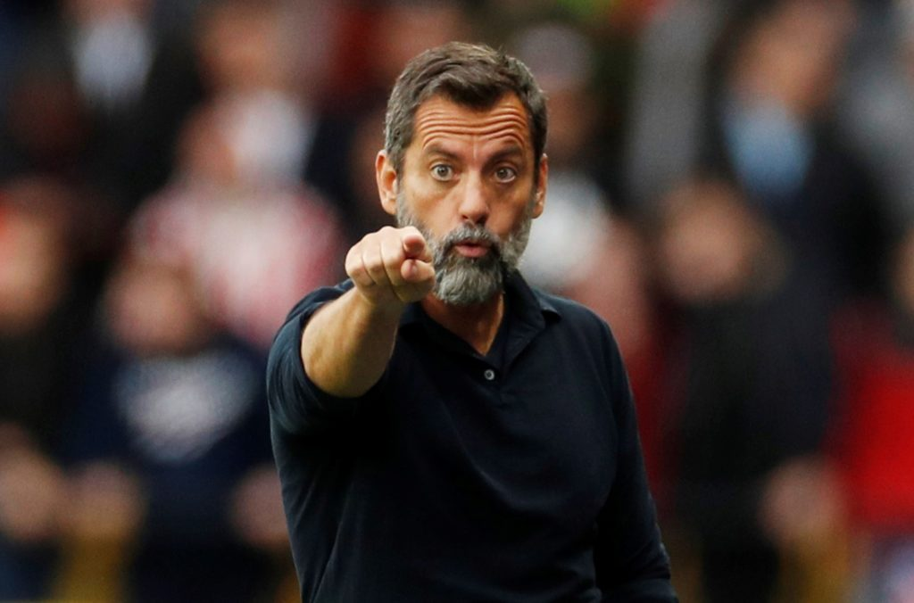 Manager Quique Sanchez Flores admits he would rather his Watford players remained at the club during the international break.