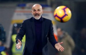 New Milan boss Stefano Pioli is pleased with the response from his players but feels it will take time to make any real changes.