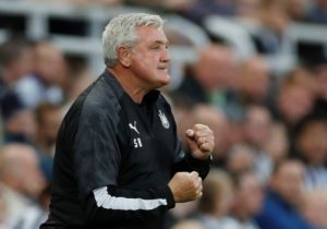 Steve Bruce says he doesn't expect the volume of criticism to diminish while he's in the Newcastle hotseat but insists it won't affect him.