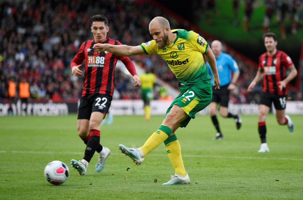 """Bristol City boss Lee Johnson's words that Teemu Pukki was """"offered to every Championship side"""" suggest Norwich's recruitment was more by luck than judgement."""