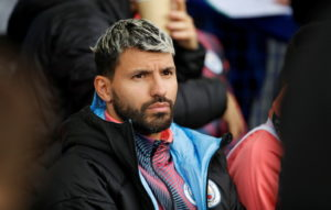 Manchester City are breathing a big sigh of relief after striker Sergio Aguero suffered no injuries following a minor car crash on Wednesday.