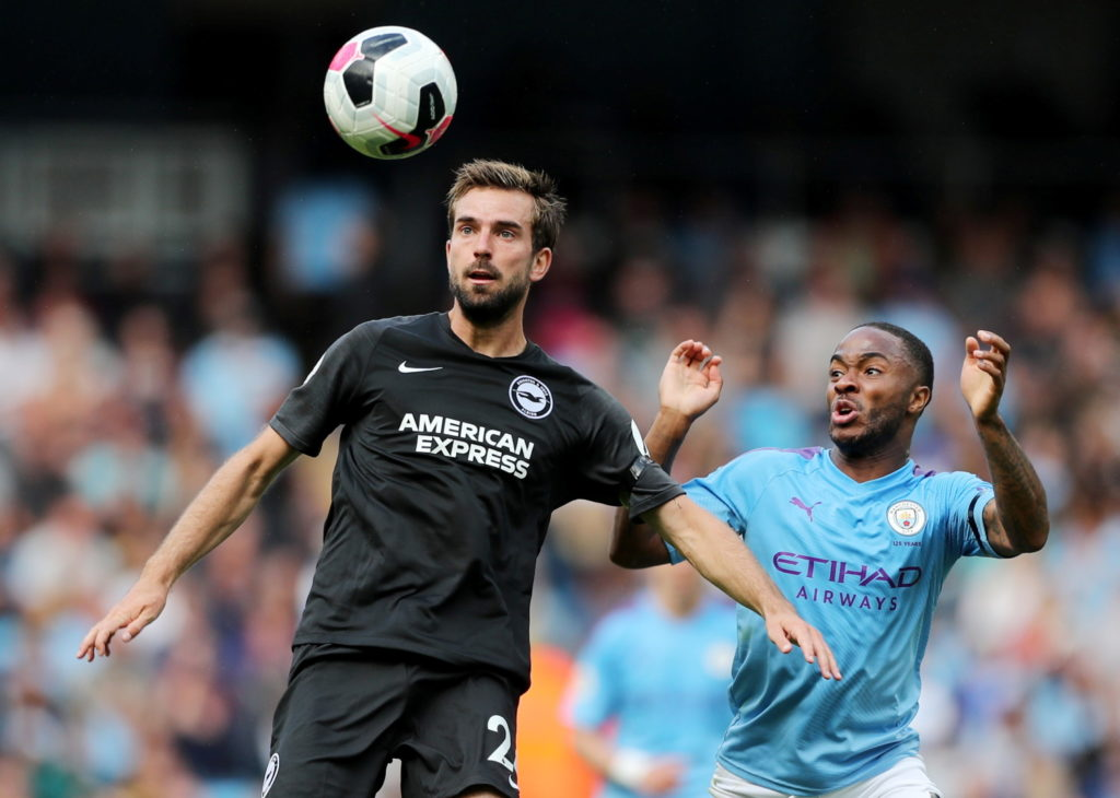 Graham Potter is hopeful Davy Propper will be fit for Brighton's game against Aston Villa on October 19 after he was withdrawn from the Netherlands' squad.