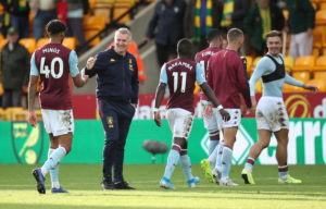 """Dean Smith believes Aston Villa's 5-1 thrashing of Norwich City at Carrow Road will give his side """"an awful lot of confidence"""" in future away games."""