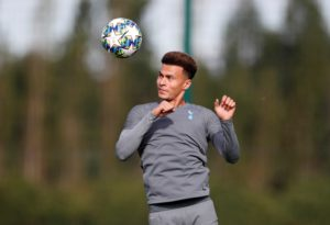 Tottenham take on Bayern Munich in the Champions League on Tuesday night needing a win to keep pace with the German giants.