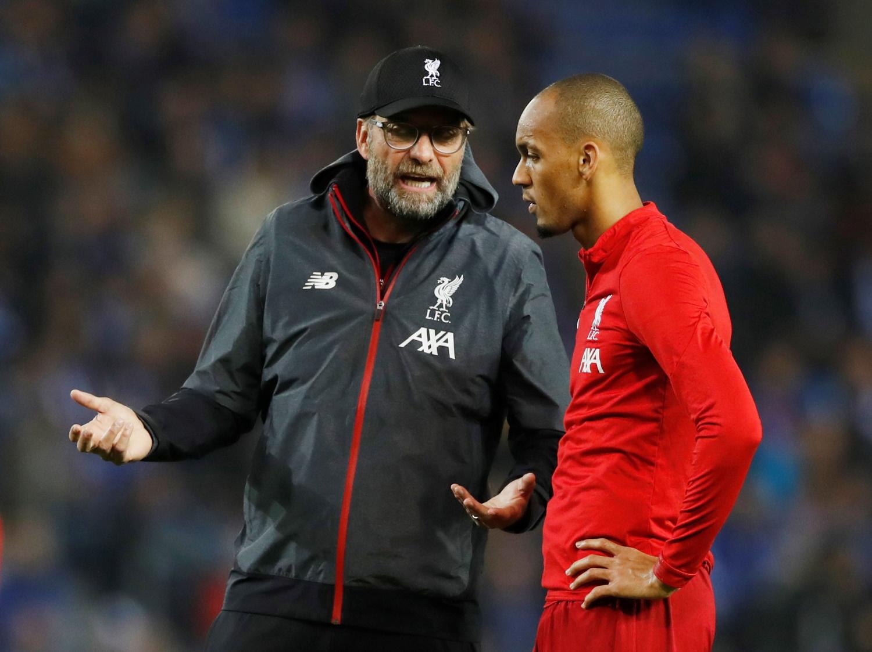 Liverpool v Manchester United Team News | ClubCall.com