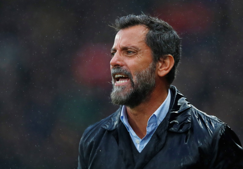 Quique Sanchez Flores admits Watford will have to work hard to avoid the threat of relegation after their goalless draw against Bournemouth at Vicarage Road.