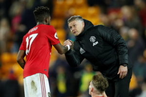 Manchester United boss Ole Gunnar Solskjaer has backed Fred to step up to the plate in the absence of injured midfielder Paul Pogba.