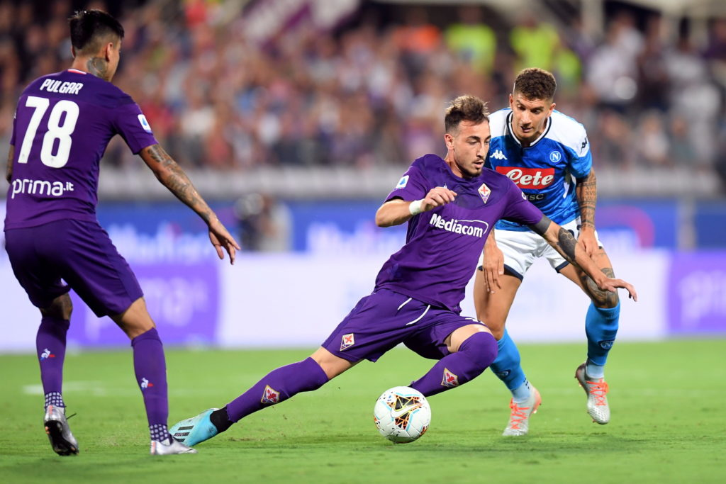 Fiorentina have been handed a boost with the news Gaetano Castrovilli is set to sign a new contract to stay put until June 2024.