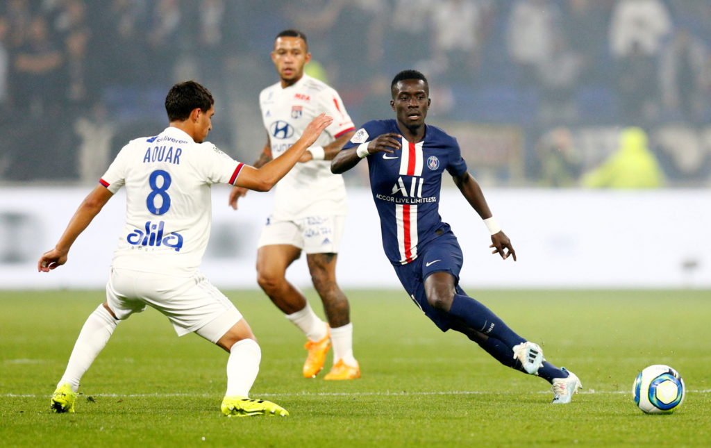 "Blaise Matuidi claims his replacement at Paris Saint-Germain, Idrissa Gueye, ""is a great player"" who has helped bring balance to the French Ligue 1 giants."