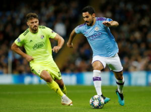 "Ilkay Gundogan has warned Liverpool that ""everything is still on"" in the Premier League title race despite Manchester City trailing the leaders by eight points."