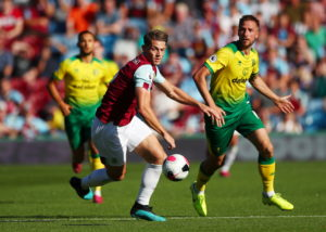James Tarkowski hailed the turnaround in Burnley's fortunes over the past 10 months after they exacted revenge on Everton at Turf Moor on Saturday.