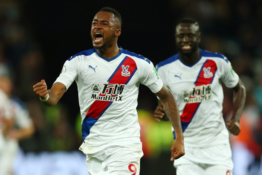 Jordan Ayew's late VAR-assisted strike secured Crystal Palace a come-from-behind 2-1 win against West Ham to move them up to fourth in the Premier League.