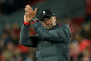 Jurgen Klopp admits Liverpool will have to tighten up at the back against Leicester after letting in three against RB Salzburg on Wednesday night.