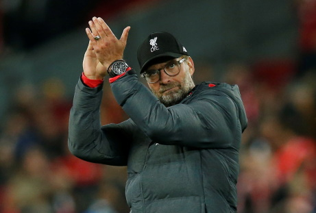 Jurgen Klopp relieved to avoid extra time.