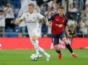 Real Madrid could be ready to offer Toni Kroos to Manchester United in the hope of landing long-term target Paul Pogba.