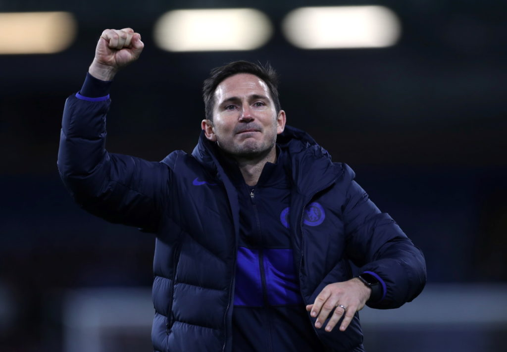 Frank Lampard will be hoping for a transfer boost.