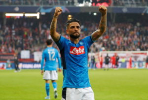 """Lorenzo Insigne is adamant that his spat with Napoli coach Carlo Ancelotti """"is water under the bridge"""" after his winning goal against RB Salzburg on Wednesday."""
