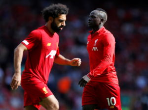 "Sadio Mane is adamant that he is ""really good friends"" with Liverpool team-mate Mohamed Salah and they have settled their recent on-field differences."