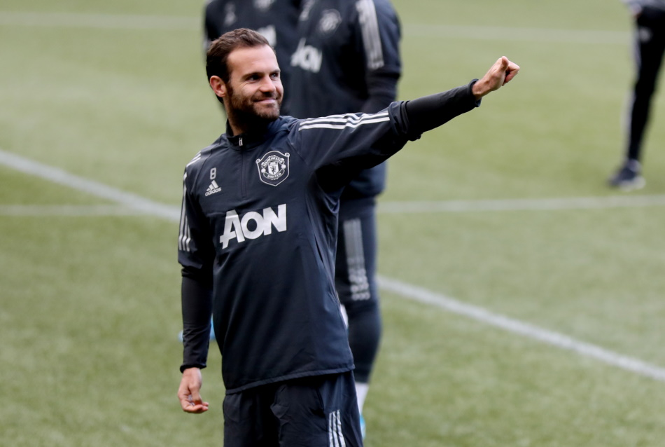 Juan Mata believes Manchester United can kick-start their season with victory over arch-rivals Liverpool this weekend.