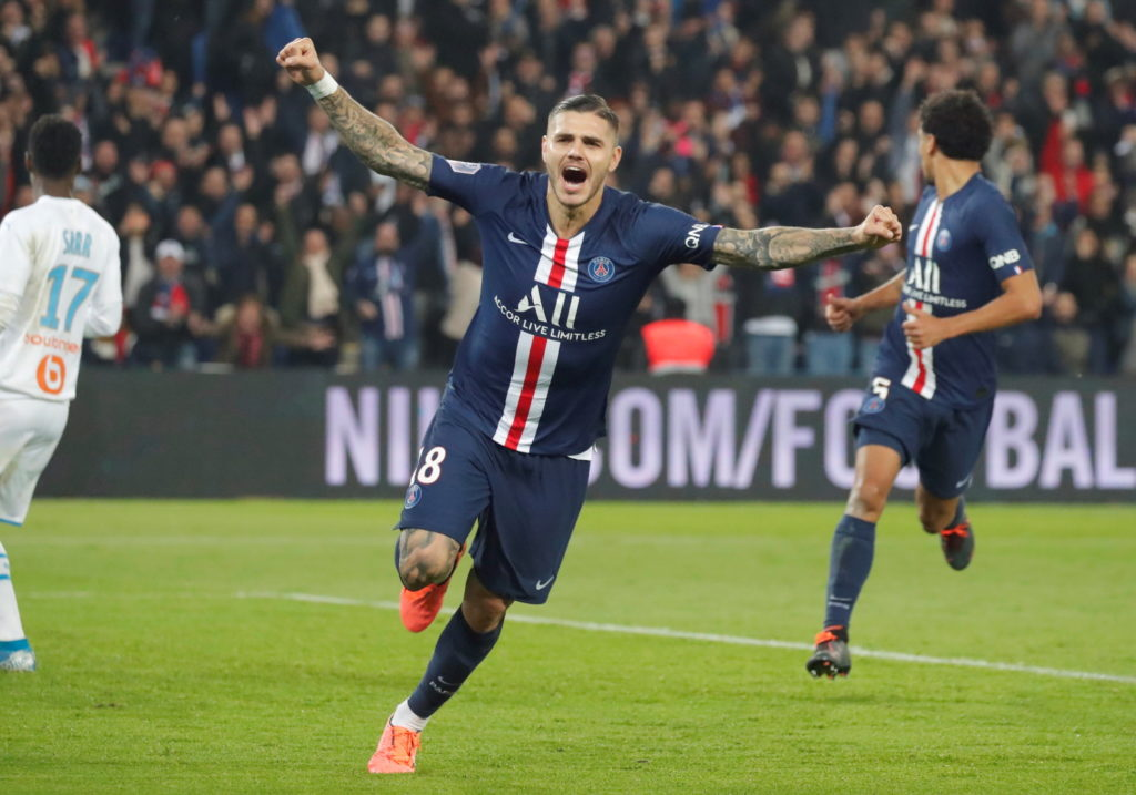 Icardi To Snub Psg For Serie A Return Clubcall Com