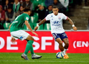 Lyon forward Memphis Depay has revealed that he was wanted by Paris Saint-Germain when Laurent Blanc was in charge at the Parc des Princes.