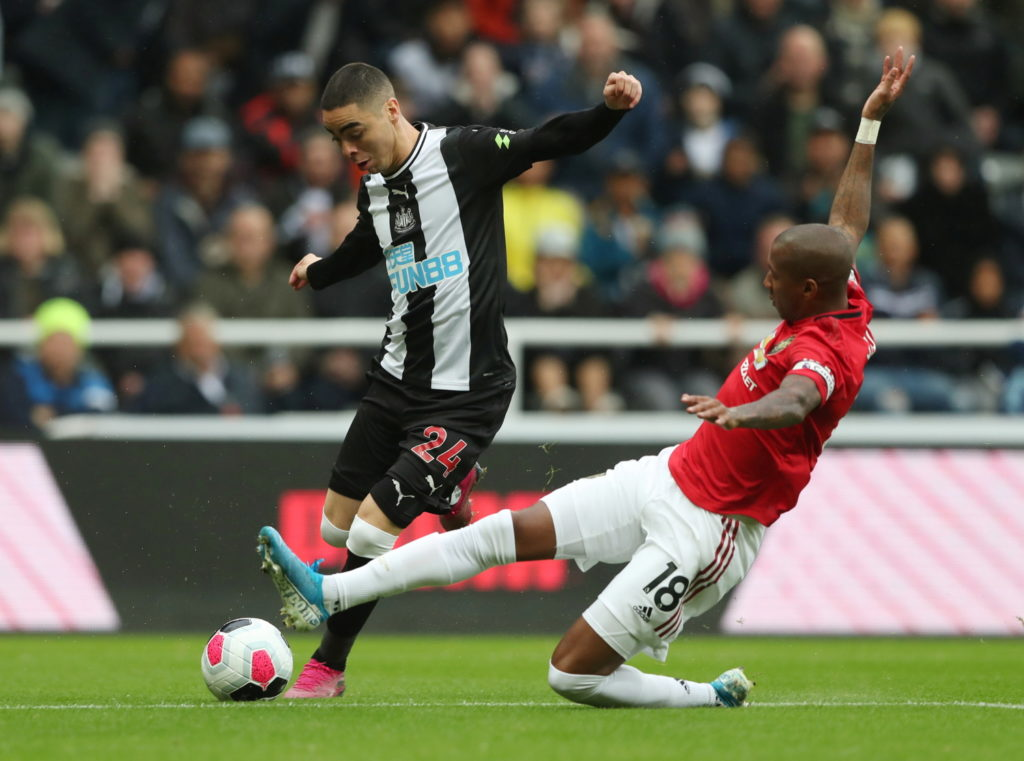 Miguel Almiron has been backed to hit the goal trail for Newcastle United once he finally breaks his duck at St James' Park.