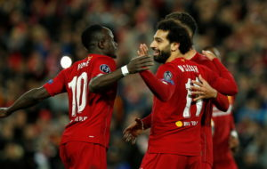 Liverpool held on to claim their first Champions League win of the season after a thrilling 4-3 Group E victory against Red Bull Salzburg at Anfield.