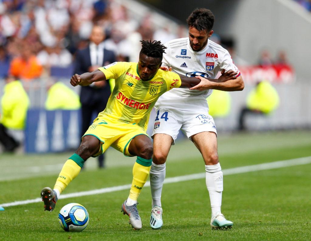 Ligue 1 Club Nantes Name Moses Simon As Player Of The Season