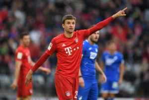 Joshua Kimmich is hoping Thomas Muller stays with Bayern Munich but can understand why he is becoming frustrated at the Allianz Arena.