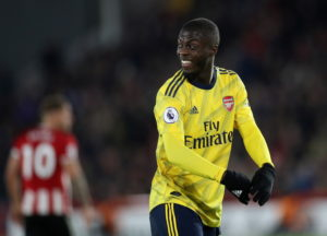 "Arsenal boss Unai Emery is backing Nicolas Pepe to justify his price-tag but said the player needs ""time and patience""."