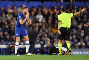 Olivier Giroud has been given assurances from Chelsea boss Frank Lampard that he will get more time on the pitch after the two-week international break.