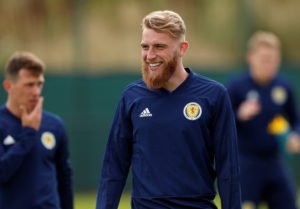 The injury which forced Sheffield United striker Ollie McBurnie out of the Scotland squad for their Euro 2020 qualification games has yet to be revealed.
