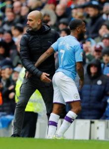 Pep Guardiola is keen to keep Raheem Sterling.