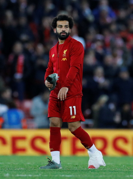 Liverpool boss Jurgen Klopp has allayed fears over the fitness of Mohamed Salah, who was taken off during the win over Tottenham on Sunday.